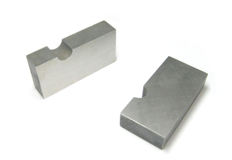 Neodymium in irregular shapes
